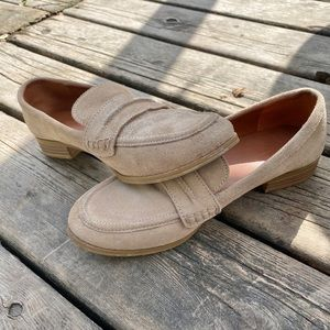 Universal Thread Leather Loafers
